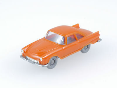 Wiking 365/1 A DKW 1000 SP Coupe Orange TOP! 1606-06-34