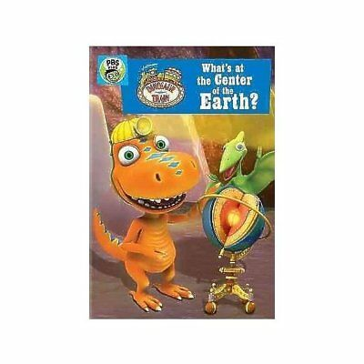Dinosaur Train: What's at the Center of the Earth,Very Good DVD, ,