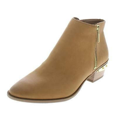 db2cd91015c936 9.5 CIRCUS SAM Edelman Holt Ankle Bootie Off-White Suede Leather ...