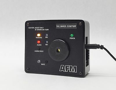 The Baker Company Hampshire Controls Afm-07 Duct System Hvac Air Flow Monitor