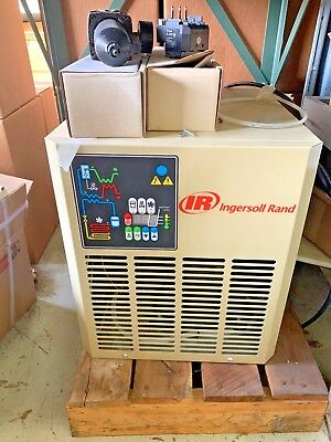 Ingersoll Rand Refrigerated Air Dryer D72IN w/ Filters