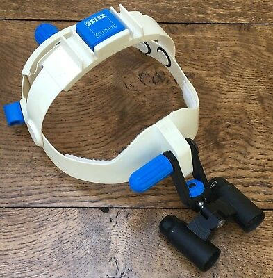 Zeiss high magnification surgical loupes