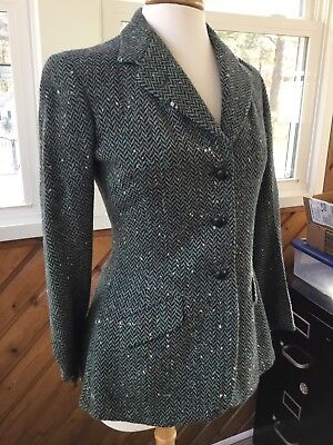"""Vintage Women's Riding Outfit Equestrian, brand """"Over the Top Riding Togs"""""""