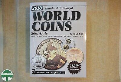 2018 KRAUSE STANDARD CATALOG OF WORLD COINS - 2001 to DATE - 12th EDITION