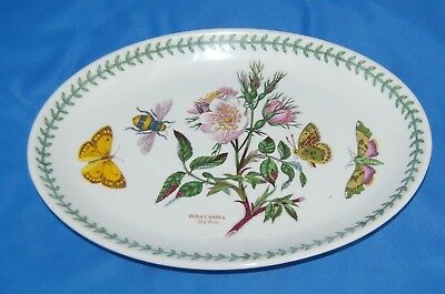 "Portmeirion Botanic Garden small steak platter (10 3/4"")"