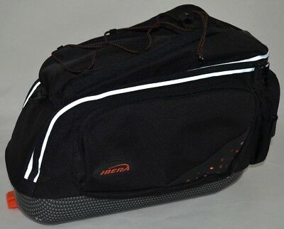 Ibera Bicycle PakRak Mini Commuter Trunk Bag Bike Storage NEW IB-BA6