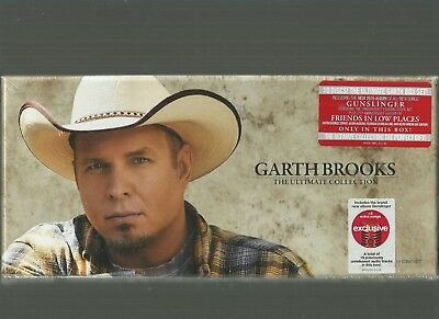Garth Brooks - The Ultimate Collection - 10 Disc Set - CDs - Music  NEW & SEALED