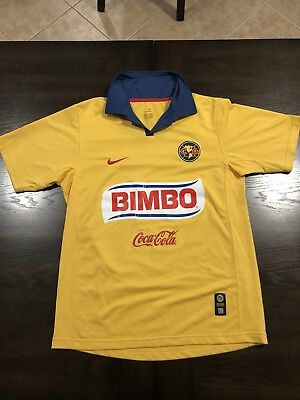 65ecb25fc3 Club America jersey 2006-2007 home cuauhtemoc blanco new without tags