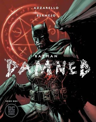 Batman Damned #1 Jim Lee Variant  BRAND NEW UNCENSORED VERSION! No Reserve