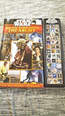 Star Wars Sound And Story Book Treasury Buy It Now And Get Before Christmas!!!