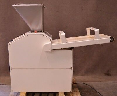 Zelaieta PTZ-30 Continuous Dough Divider Sheeter Bakery Pizza