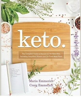 Keto: The Complete Guide to Success on The Ketogenic Diet..PDF