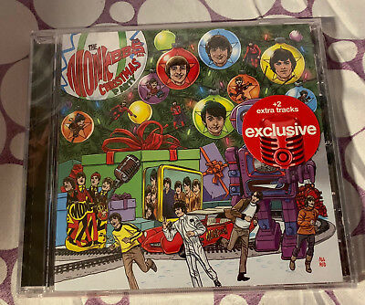 The Monkees Christmas Party CD TARGET EXCLUSIVE 2 BONUS TRACKS In hand New 2018