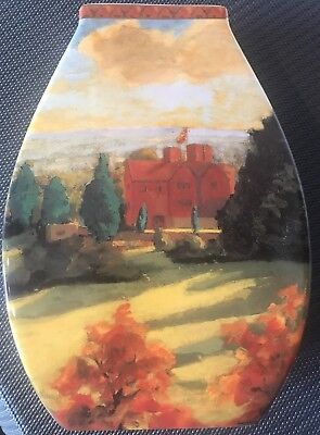 View At Chartwell Vase By Winston Churchill Border Fine Arts