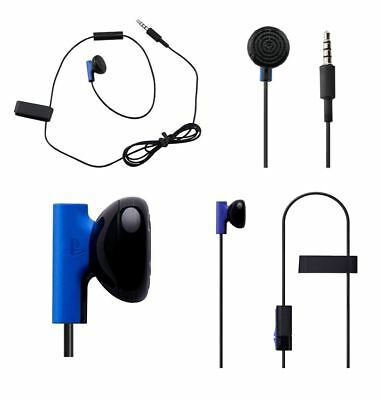 Offiziell Sony PS4 Playstation 4 Mono Chat In-Ohr In-Ohr-Kopfhörer Headset &