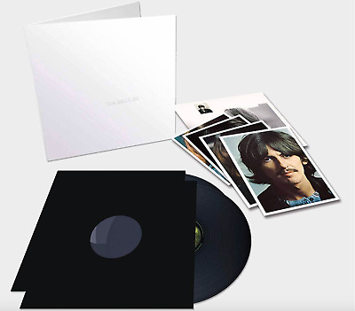 The Beatles The White Album 2LP  Deluxe - 50th Anniversary Edition - Gift Idea