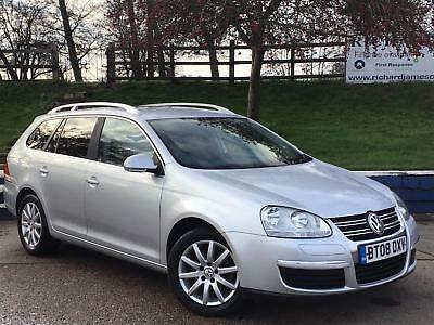 Volkswagen Golf 1.9TDI DPF 2009MY SE ONE OWNER FULL SERVICE HISTORY