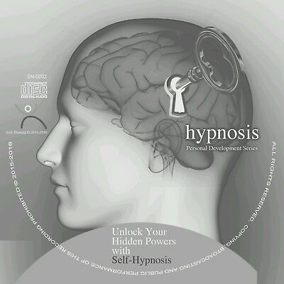 FATIGUE CURE: GUIDED SELF HYPNOSIS ON 1 NEW AUDIO CD - overcome tiredness