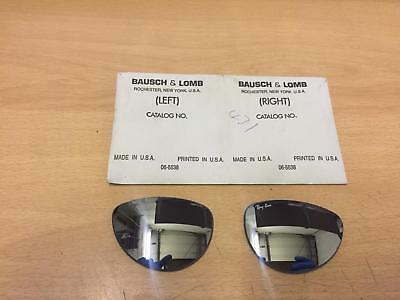 Ray Ban B&L Vintage Lens Extremely Rare New Old Stock 50mm