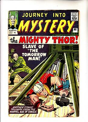 Journey into Mystery 102 1st app of Hela and Lady Siff