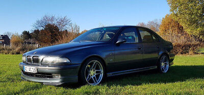 BMW E39 530d AC Schnitzer sehr viele Extras fast voll