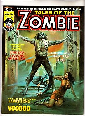 Tales of the Zombie vol 2 no 1 (4)