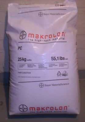 Bayer Makrolon 2405 transparent Granulat 25kg