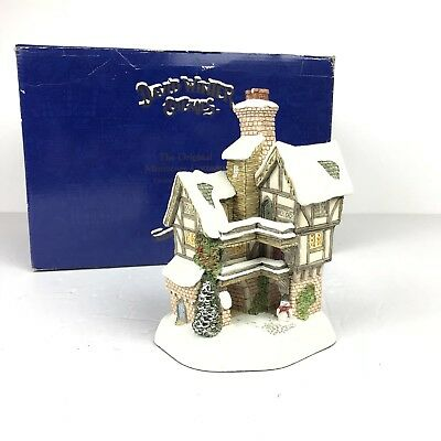 David Winter Cottages Mint Ye Merry Gentleman's Lodgings 4799 of 5750