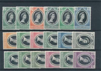 [33179] British Commonwealth Good lot Very Fine MNH stamps