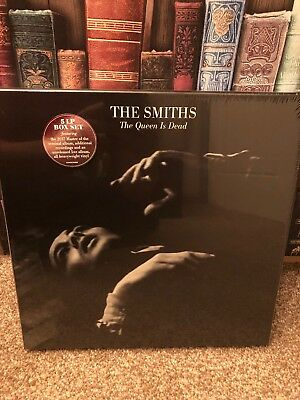 The Smiths - The Queen Is Dead 5 LP Vinyl Record Box Set