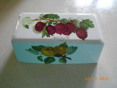 Portmeirion  Pomona Butter Dish Lid Only