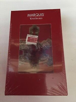 NEW Marquis by Waterford Crystal Ornament 2006 Annual Snowflake   136990  BX3