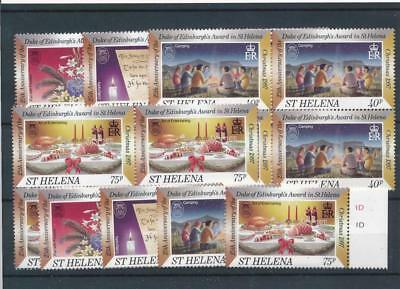 [18289] St Helena 1997 : 5x Good Set of Very Fine MNH Stamps