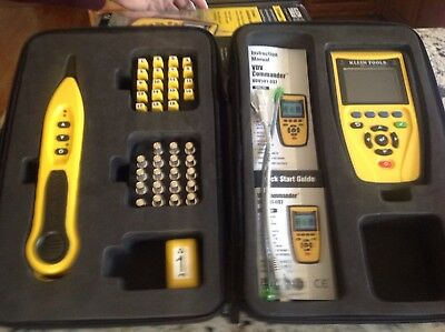 New Klein VDV Commander Test kit 501828 Includes Probe