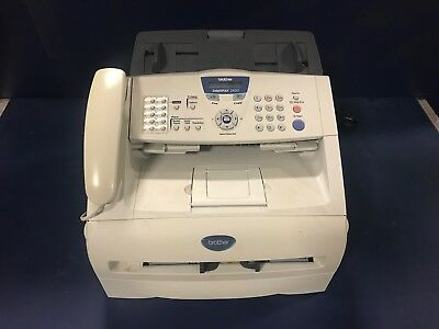 Brother IntelliFax 2820 All-in-One Laser PRINTER has toner install disc manual