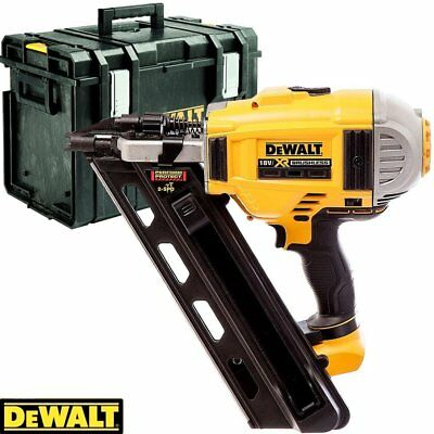 Dewalt Dcn692N Brushless Xr 18V Dcn692 1St Fix Nailer Nail Gun Body  + Ds400