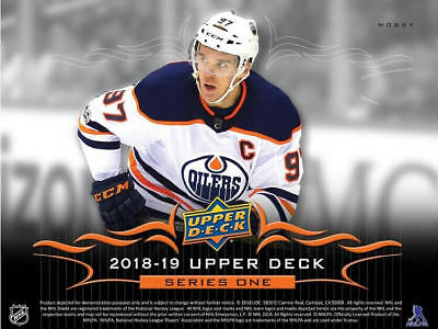 2018-19 upper deck black & blue shooting stars, portraits free combine shipping