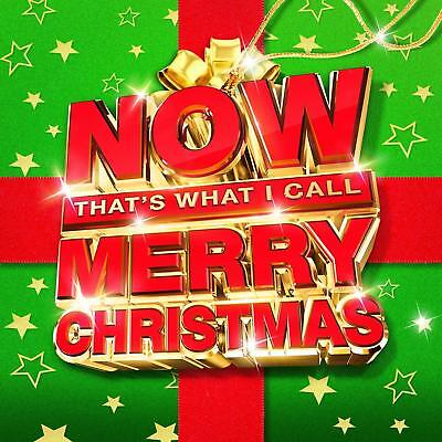 NOW That's What I Call Merry Christmas by Various Artists (CD, Oct-2016) - New!