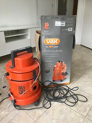 Vax Floor Cleaner.: used but in great condition!