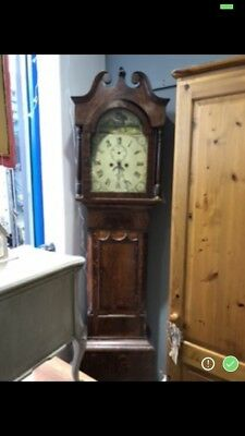Stunning Antique Grandfather Clock