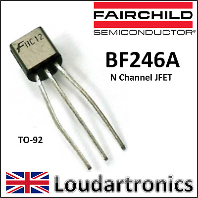 BF246A N Channel JFET