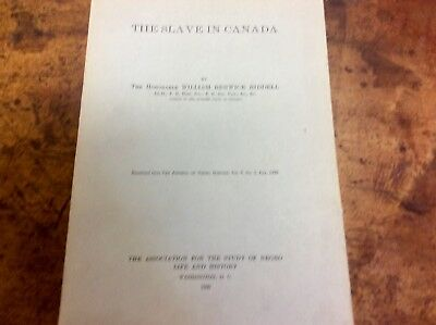 Pamphlets The Slave In Canada & Fifty Years of Howard Univ