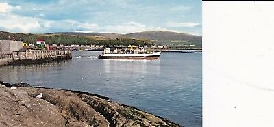 "CLYDE STEAMER MV ""Keppel"" Sailing MILLPORT PIER Largs Firth of Clyde Rothesay"