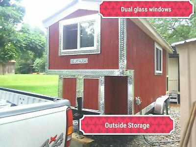 TINY HOUSE ON WHEELS, TRAVEL or LIVE IN IT FULL TIME! Road Ready, clear title.