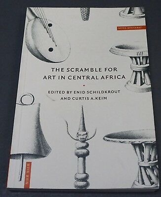 Book: the Scramble for Art in Central Africa, 1998