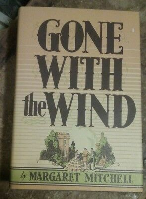 Gone With The Wind by Margaret Mitchell, Hardcover with jacket