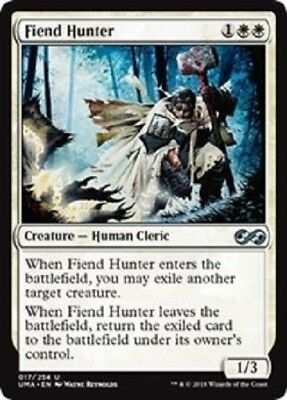 MTG magic 1x Fiend Hunter FOIL (M/NM) Ultimate Masters