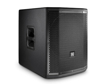 "JBL PRX815XLFW 15"" 1500 Watt Powered Subwoofer Active Sub PROAUDIOSTAR"