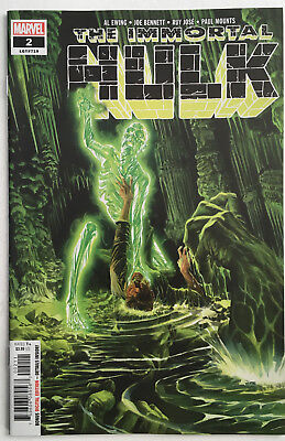 The Immortal Hulk 2 1st Appearance Dr. Frye 1st Printing