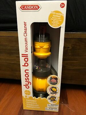 Casdon Dyson DC24 Ball Vacuum Cleaner Pretend Play Toy - Brand New -In Hand